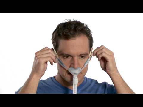 Nuance Pro Mask Intro Introducing the Nuance Pro Pillows Mask