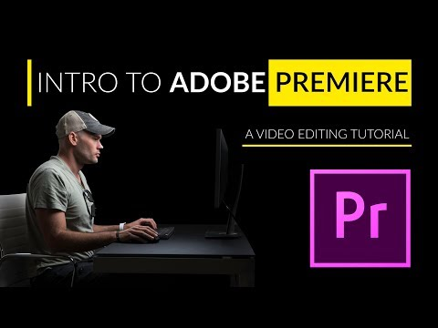 Intro to Premiere – A Video Editing Tutorial