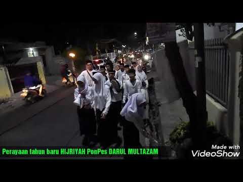 Tahun baru Hijriyah di PonPes DARUL MULTAZAM