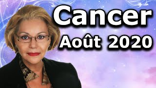 Horoscope Cancer Aout 2020