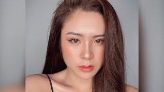 Make up tone Nude như gái Thái Lan nhẹ nhàng 🍒🍒 Oanh Khởi