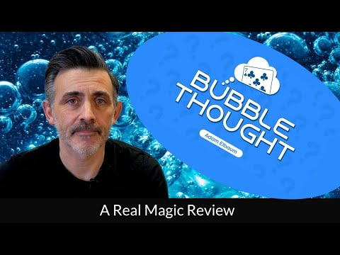 Bubble Thought by Adam Elbaum