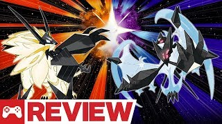 Pokemon Ultra Sun and Ultra Moon Review