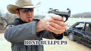 Bond Arms Bullpup 9 Range Review (Previously the Boberg)