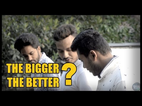 The Bigger The Better? | Bangla Funny Video 18+ | Wrong Buzz
