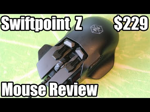 Swiftpoint Z Mouse Full Review + GIVEAWAY!