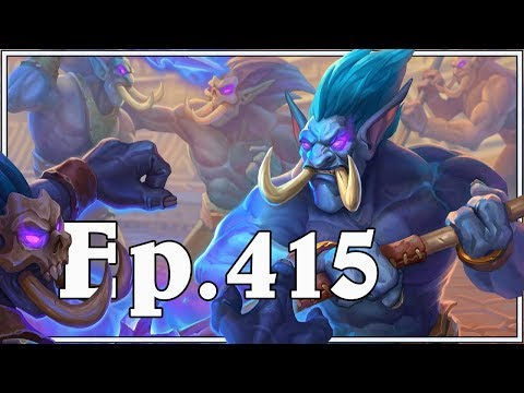 Funny And Lucky Moments - Hearthstone - Ep. 415