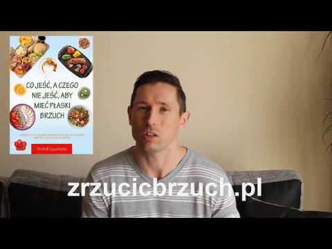 Przykładowe menu dla zrównoważonej diety dla utraty wagi