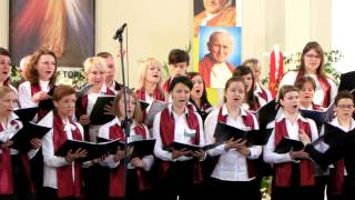 preview picture of video 'Sacrosong 2014 Pułtusk - I miejsce - Chór Lira'
