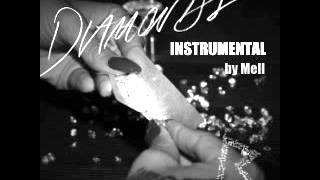 Diamonds - Rihanna INSTRUMENTAL REMAKE