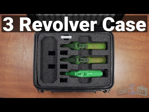 3 Revolver Case - Featured Youtube Video