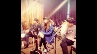 Rehearsal彩排 -Lee Sung Kyung (이성경李聖經), The Papers - I Love You
