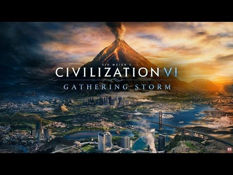 POKRAČUJEME - CIV 6: Gathering Storm #4