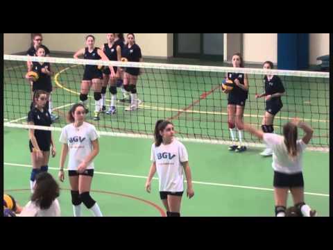 immagine di anteprima del video: Under 16: semifinale provinciale - Gara di ritorno.
