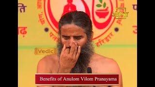 Benefits of Anulom Vilom Pranayama