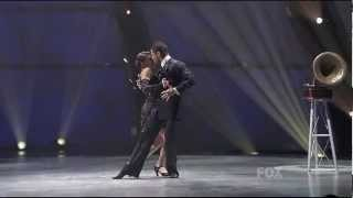 Malajunta (Argentine Tango) - Caitlyn and Pasha (All Star)