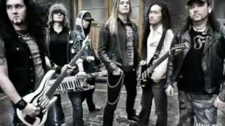 DragonForce-Field Of Despair Sub Español