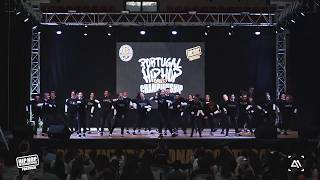 Groove Monsterz FAM @ Hip Hop International Portugal 2018