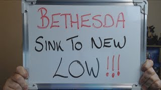 BETHESDA Sink to all New LOW !!