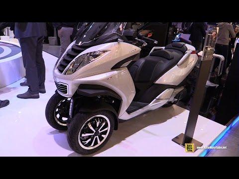 2016 Peugeot Metropolis 400