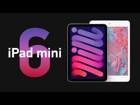 iPad mini 6 без рамок — замена iPhone?