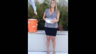 Lauren Watson ALS Ice Bucket Challenge