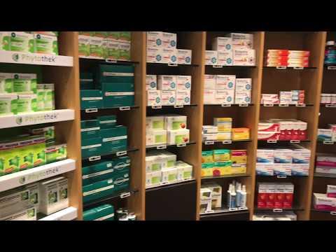 Video über die Marien Apotheke Annette Adami Bruck