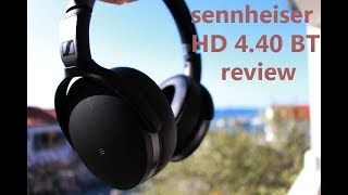 BEST 100$ HEADPHONES of 2018! Sennheiser HD 4.40 BT REVIEW