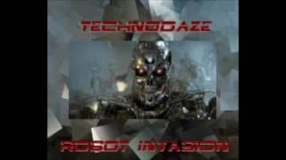 TechnoDaze-Robot Invasion