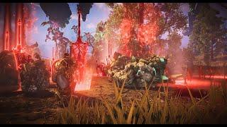 12 секунд геймплея нового класса Slayer в MMORPG Elyon