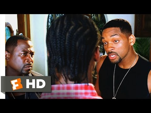 Bad Boys II (2003) - Intimidating Reggie Scene (6/10) | Movieclips