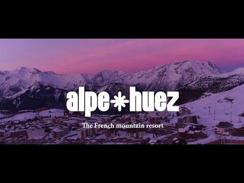 L' Alpe d'Huez en hiver