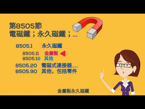 稅則分類小教室(解釋準則篇)EP2