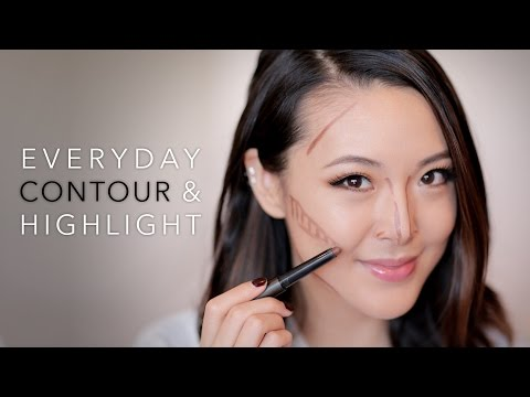 Everyday CONTOUR & HIGHLIGHT Tutorial