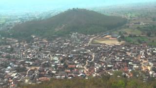 Scenic View from Ramtek Mandir, Nagpur