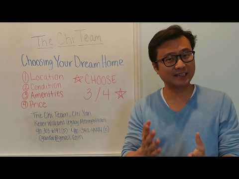 4 Factors When Choosing Your Dream Home - The Chi Team