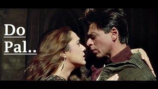 Do Pal | Veer-Zaara | Shah Rukh Khan | Preity Zinta | Lata