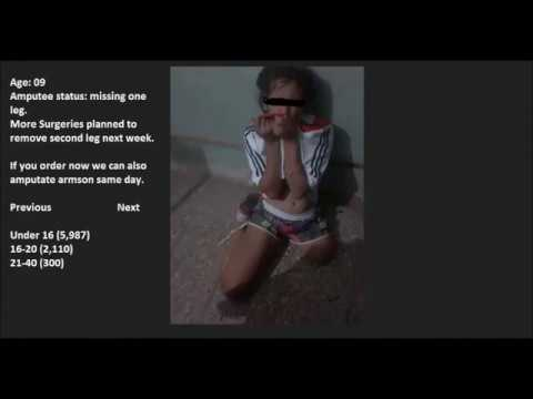 Some of the DARKEST most DISTURBING sites on the DEEP WEB  Part 2