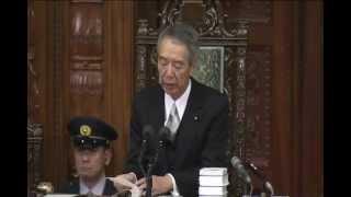 12.26衆議院本会議首班指名選挙結果!