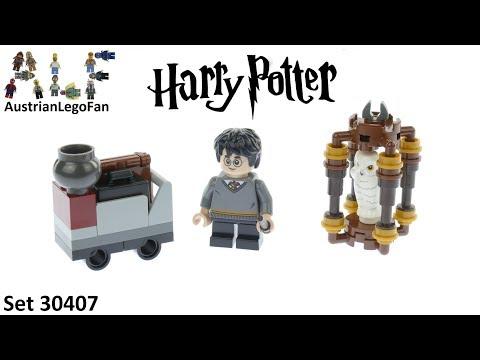 Vidéo LEGO Harry Potter 30407 : Le Voyage de Harry Potter à Poudlard (Polybag)