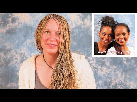 Die Massage gegen den Haarausfall