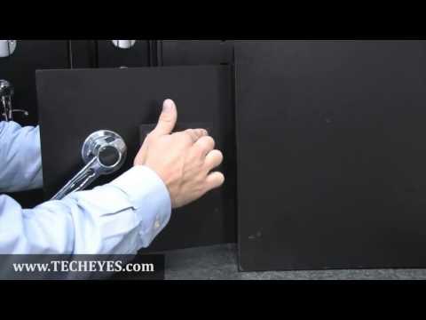 66 Secure Deposit Drop Box Safe with Digital Keypad by Barska Video-Review by www.TECHEYES.com