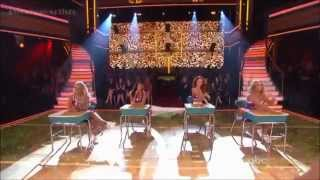Team Call Me Maybe - DWTS (Allstar Finale).