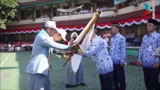 Pelantikan PO & MPK Masa Bakti 2016/ 2017