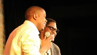 Quality Comedy Show w/ Quincy Carr (S1:E4) - Air Date Jan 22, 2016