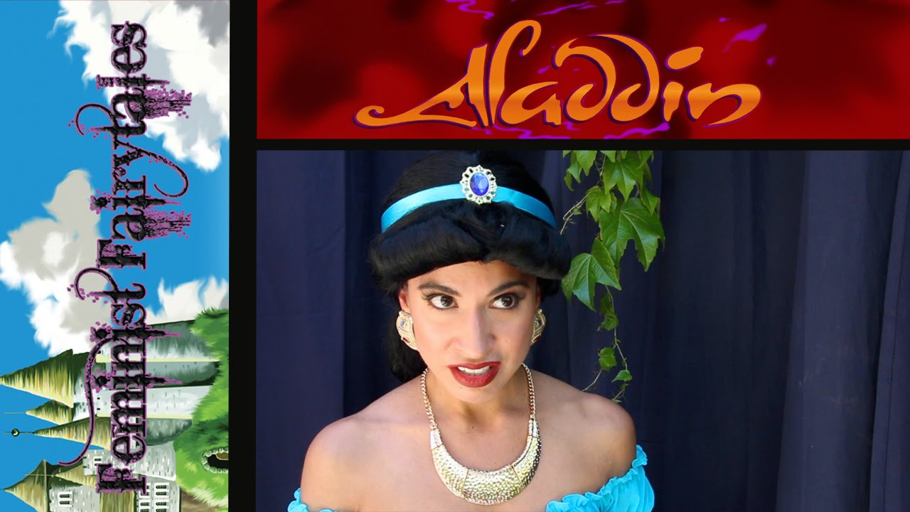 Feminist Fairytales – Aladdin