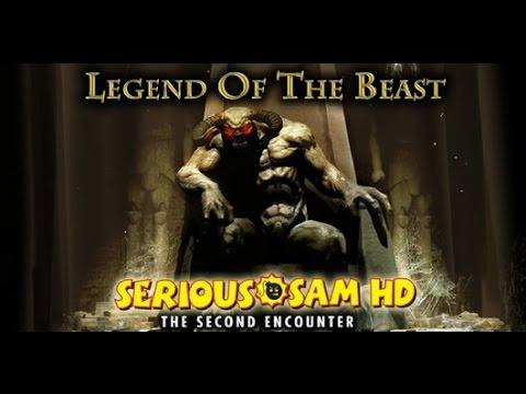 Serious Sam HD: Legend of The Beast - Дети Амона Ро [Прохождение №1]