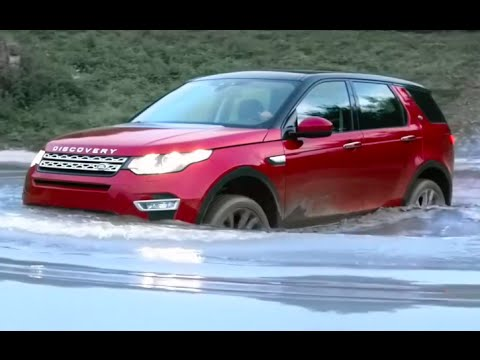 New Land Rover LR2 Discovery Sport REVIEW OffRoad Price $38,000 New LR L550 CARJAM TV 4K Video 2015