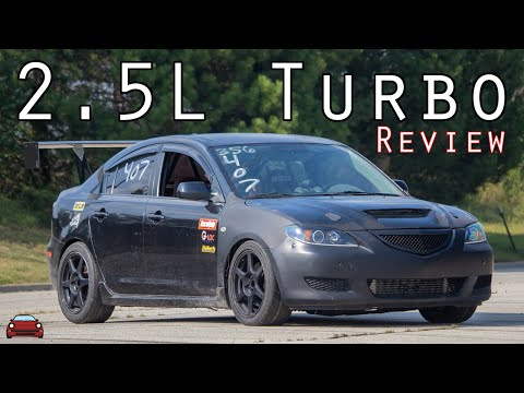 2.5L Duratec Turbo Swapped Mazda 3 Review - Easy To Build, Easy To Love!