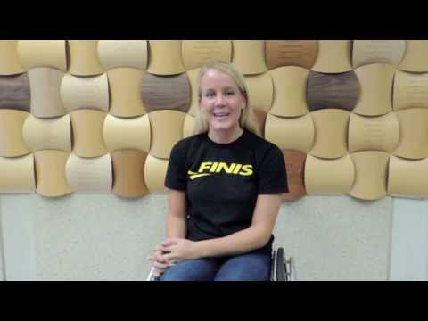 Mallory Weggemann SwimSwam Interview with Katrina Radke